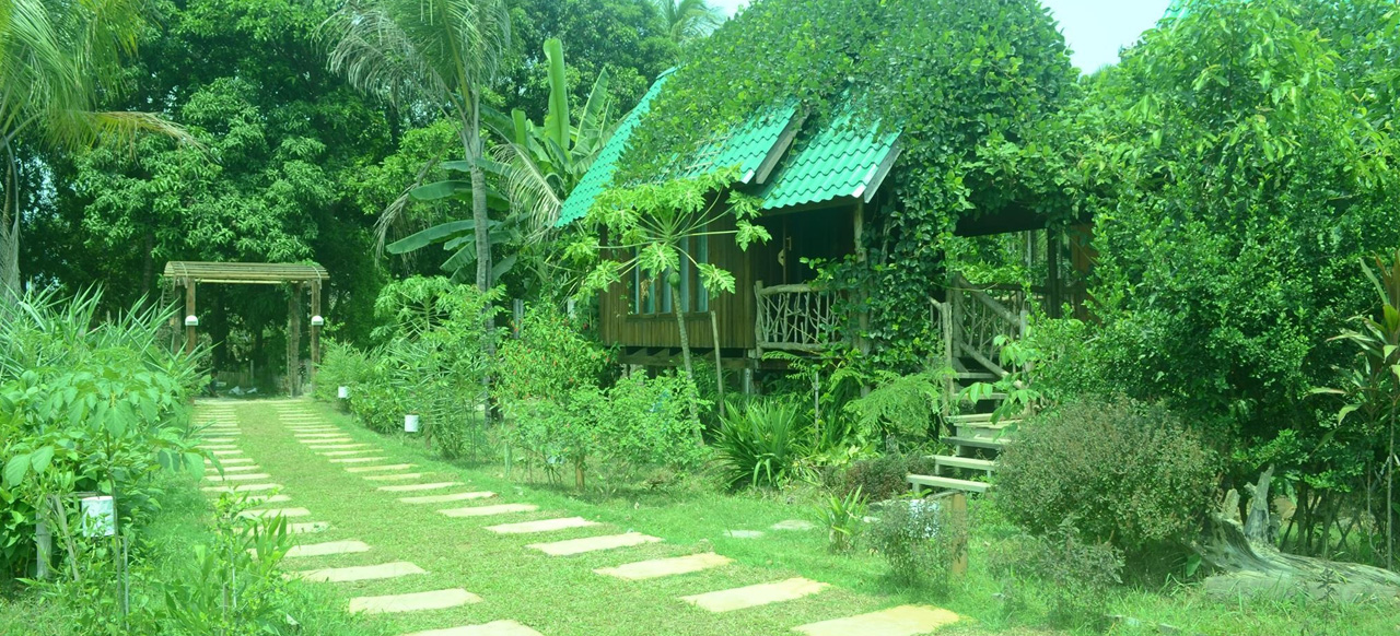 Beautiful Sampan Eco Resort