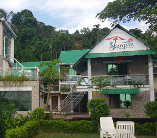 Shampan beach resort